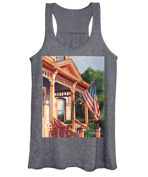The Founders Home Women's Tank Top