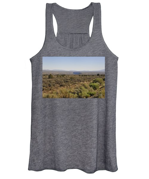 The Gorge On The Mesa Women's Tank Top