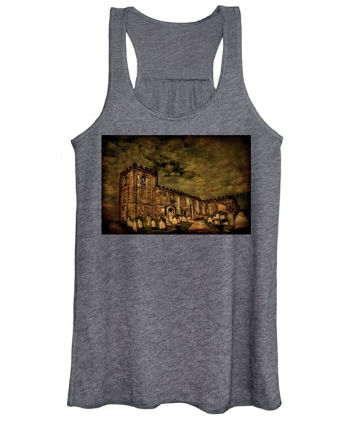 The House Of Eternal Being Women's Tank Top