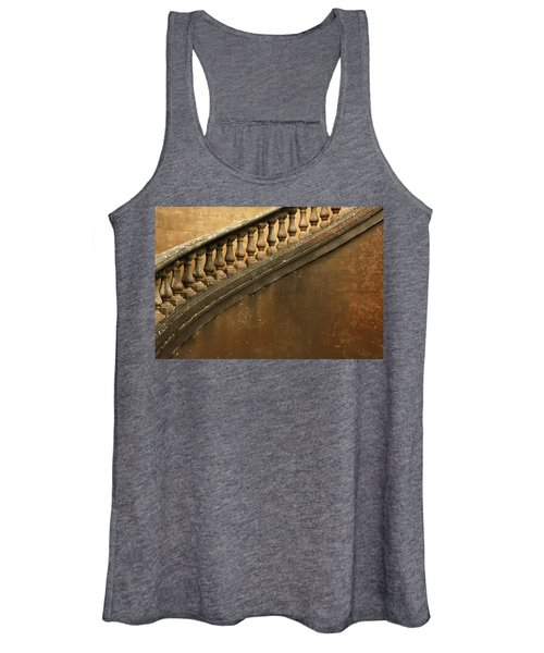 The Queen's Staircase Women's Tank Top