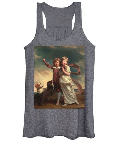 Thomas John Clavering And Catherine Mary Clavering Women's Tank Top