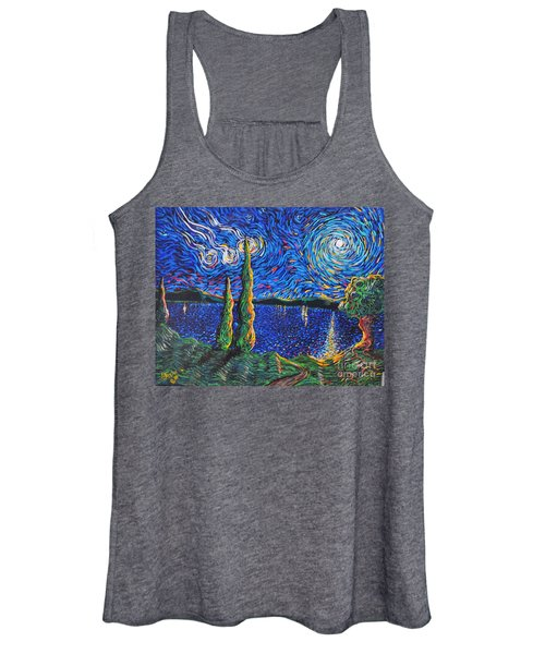 Three Wishes Women's Tank Top