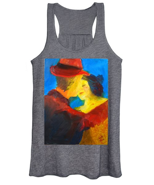 Two Am Tango Women's Tank Top