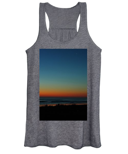 Venus And Atlantic Before Sunrise Women's Tank Top