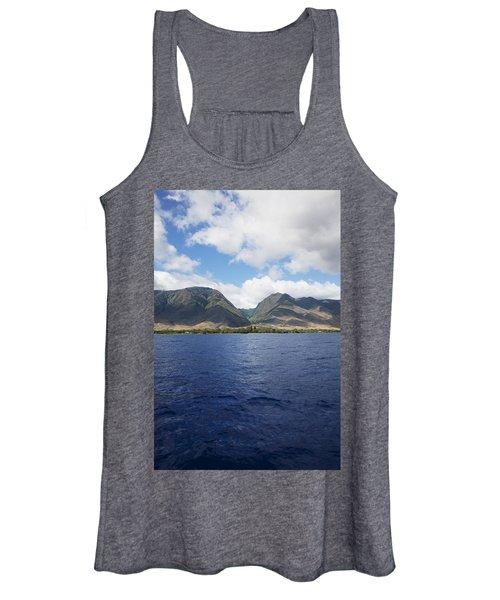 West Maui Mountains Women's Tank Top