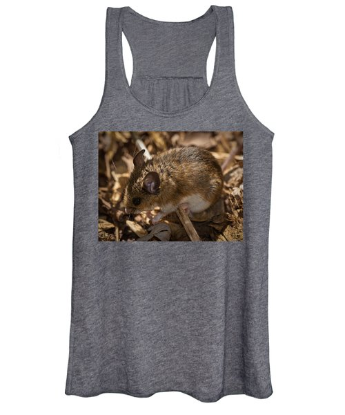 White-footed Mouse Women's Tank Top