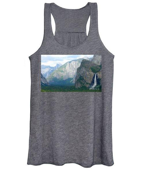 Yosemite Bridalveil Fall Women's Tank Top