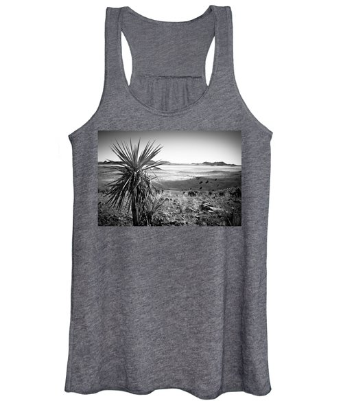 Yucca With A View Women's Tank Top