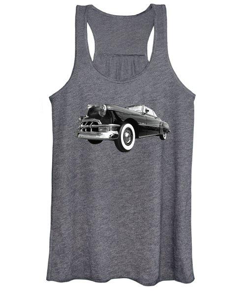 1950 Pontiac Silver Streak Women's Tank Top