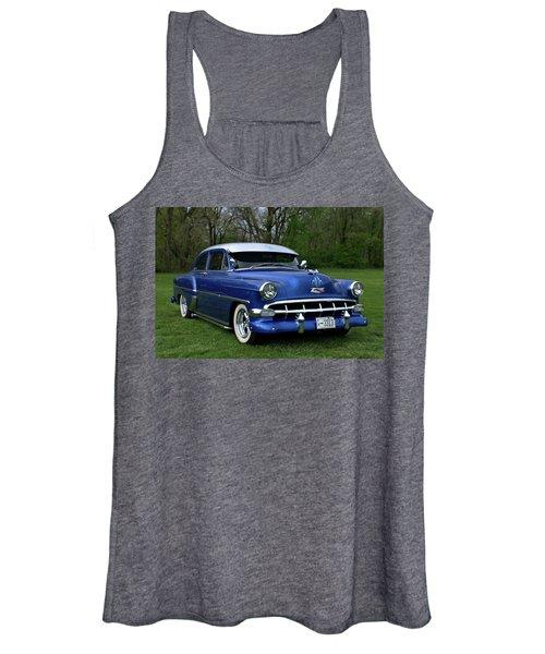 1954 Chevrolet Street Rod Women's Tank Top