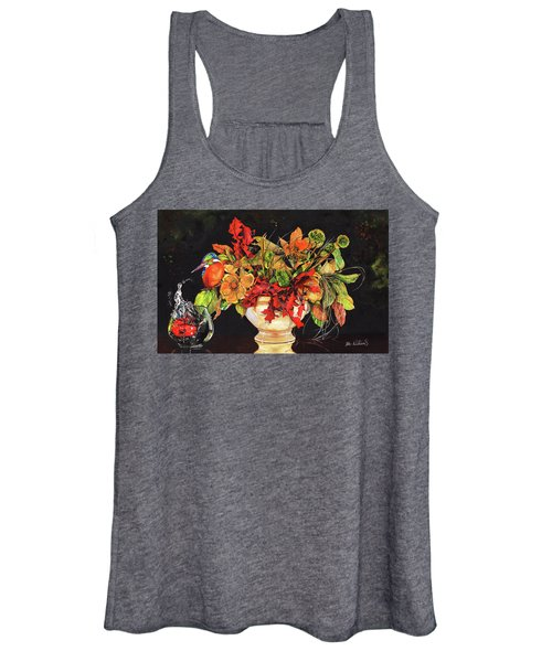 A Splash Of Colour Women's Tank Top