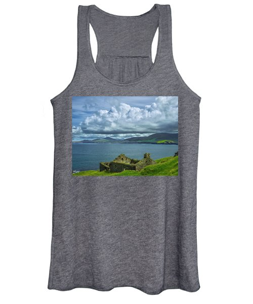 Abandoned House 4 Women's Tank Top