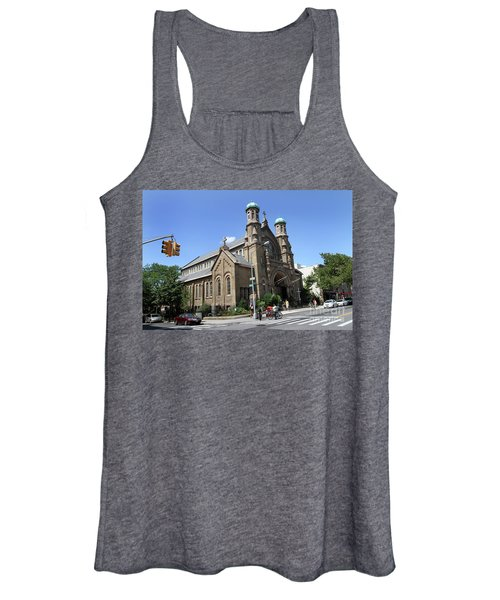 All Saints Episcopal Church Women's Tank Top