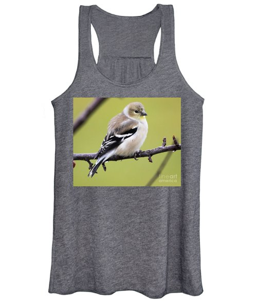 American Goldfinch Women's Tank Top