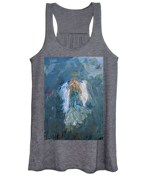 Angel Girl Women's Tank Top
