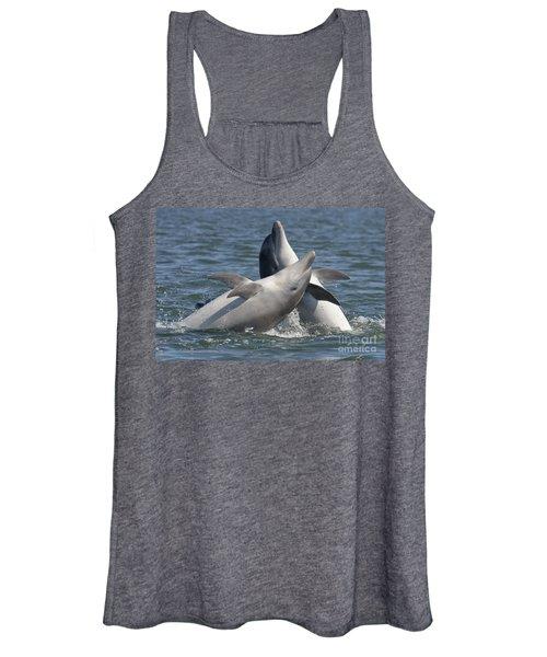 Bottlenose Dolphins  - Scotland  #15 Women's Tank Top