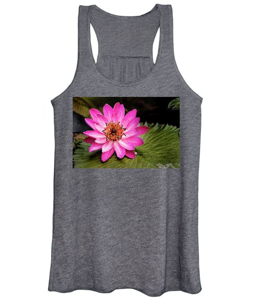 Carroll Creek Water Lily Women's Tank Top
