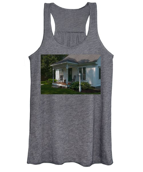 Come Sit On My Porch Women's Tank Top