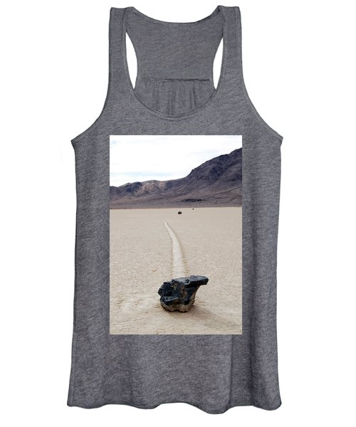 Death Valley Racetrack Women's Tank Top