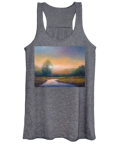 Evening Light Women's Tank Top