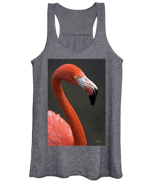 Flamingo Women's Tank Top