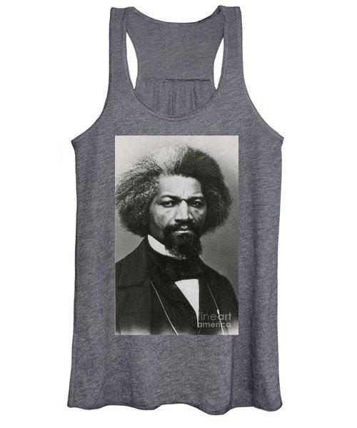 Frederick Douglass, African-american Women's Tank Top