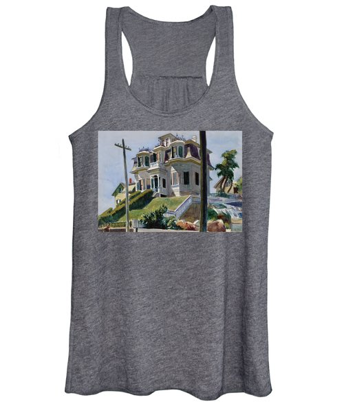 Haskell's House Women's Tank Top