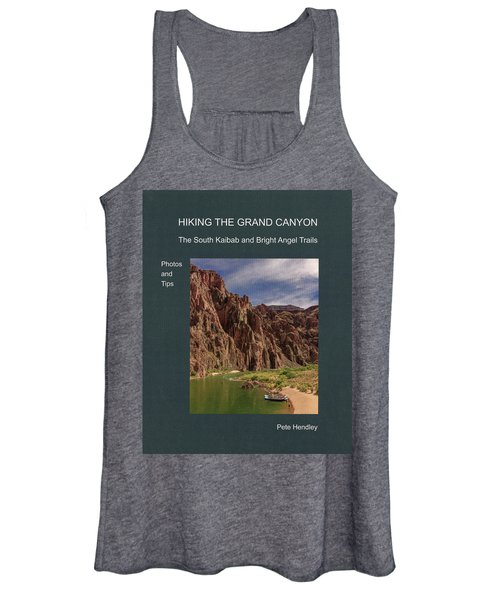 Hiking The Grand Canyon The South Kaibab And Bright Angel Trails Photos And Tips Women's Tank Top