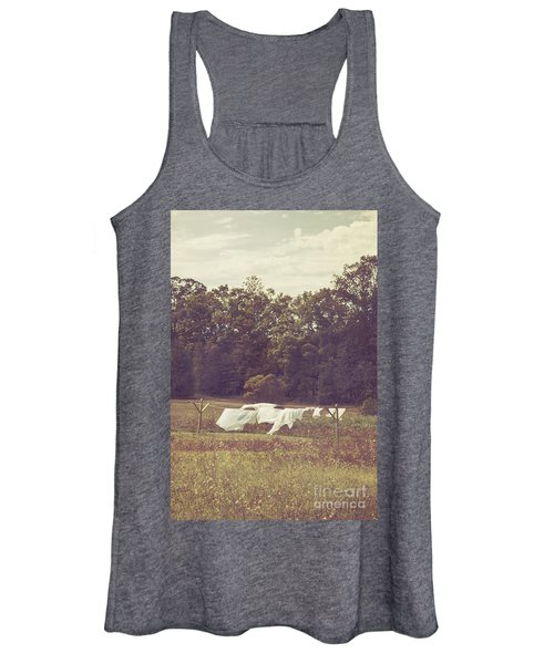 In The Country Women's Tank Top