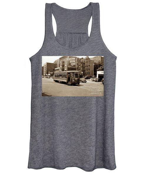Inwood Trolley Women's Tank Top