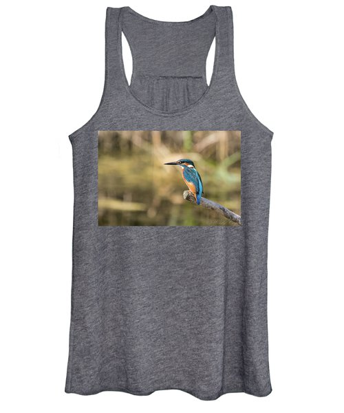 Kingfisher  Women's Tank Top