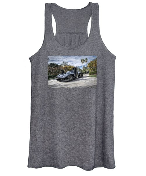Koenigsegg Ccx Women's Tank Top