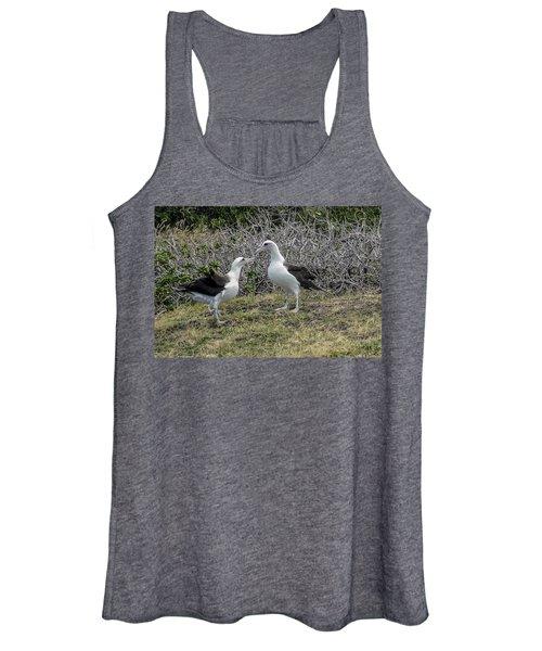 Laysan Albatross Hawaii #2 Women's Tank Top