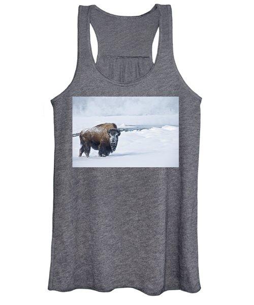 Lone Bison Women's Tank Top