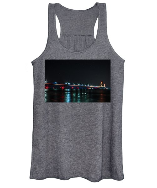 Mackinac Bridge  Women's Tank Top