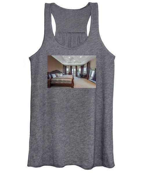 Master Bedroom Women's Tank Top