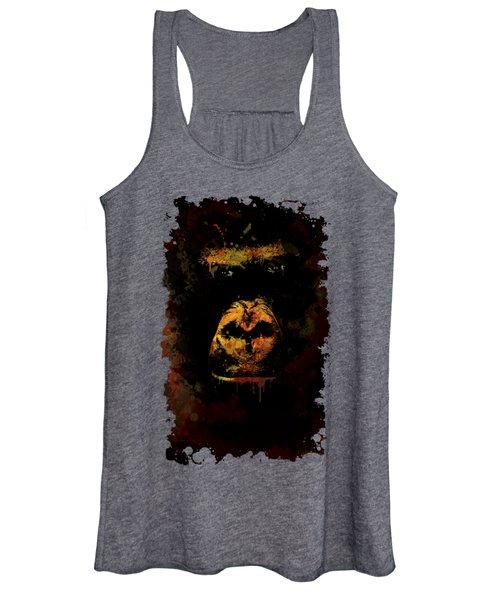 Mighty Gorilla Women's Tank Top