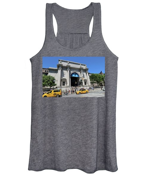 Museum Of Natural History Women's Tank Top