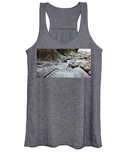 Nanven Rocks Women's Tank Top