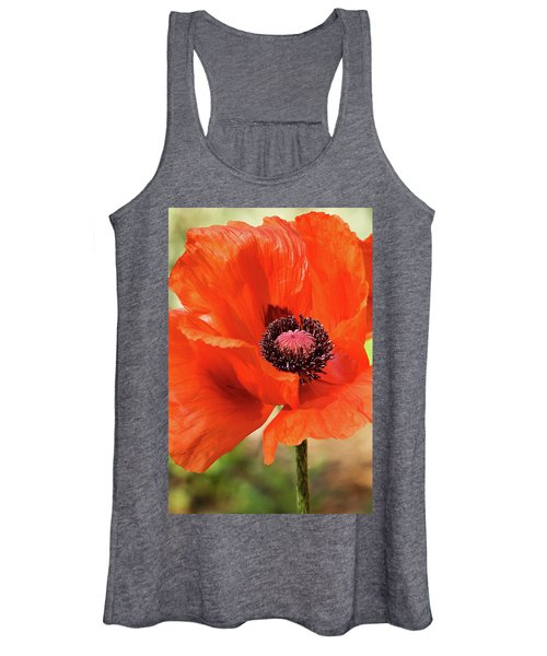 On The Fringe Women's Tank Top