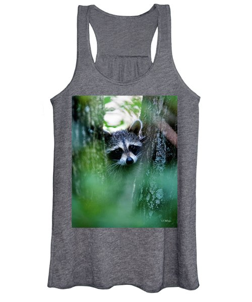 On Watch Women's Tank Top