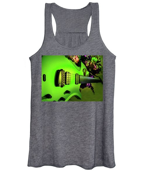 Parker Fly Guitar Hover Series Women's Tank Top