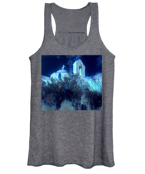 Paros Island Beauty Greece  Women's Tank Top