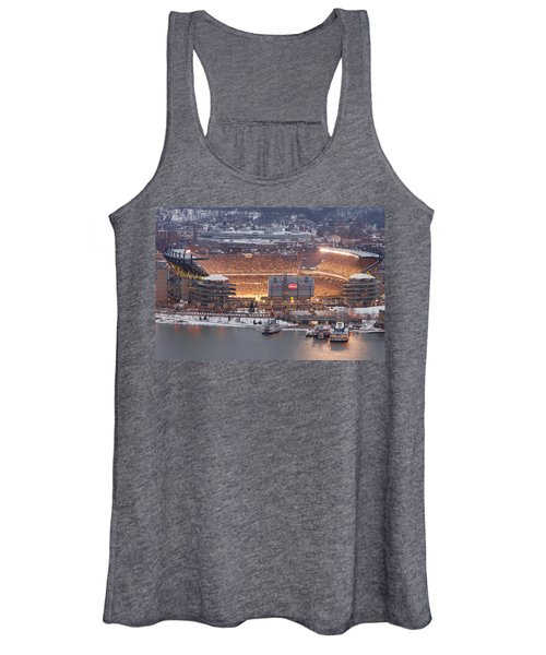 The House Of Steel  Women's Tank Top