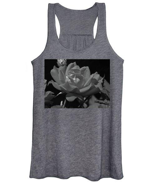 Rosey Bloom Women's Tank Top