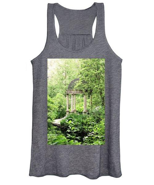 Serenity Garden Women's Tank Top