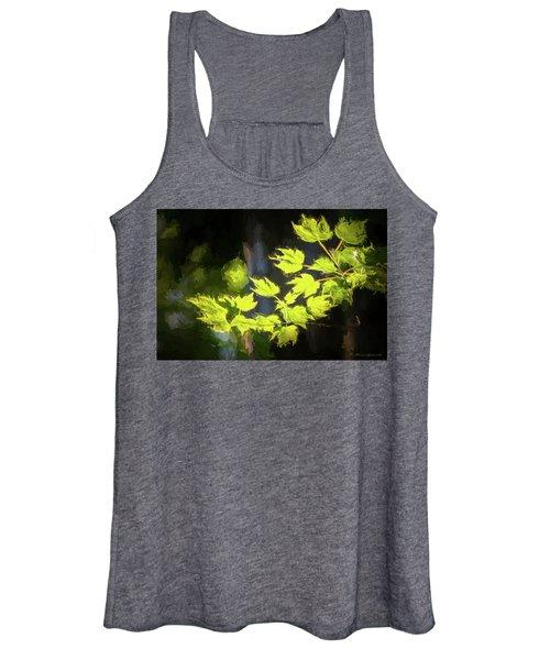 Spring Color Women's Tank Top