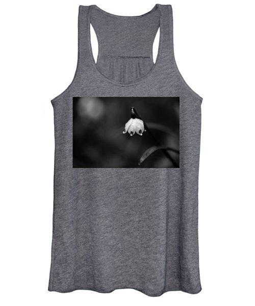 Spring Snowflake Women's Tank Top