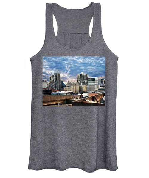Stamford Cityscape Women's Tank Top