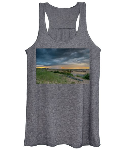 Summer Storm Women's Tank Top